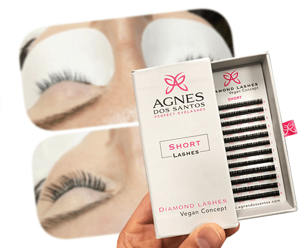 Agnes dos Santos Vegan Lash Products
