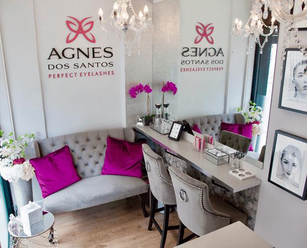 Agnes dos Santos Vegan Lash Salon London
