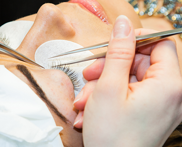Lash Extensions Application Guide
