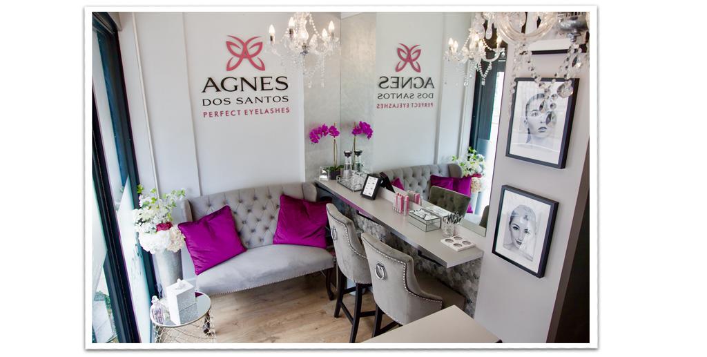 Agnes dos Santos, Eyelash Extensions